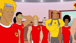 Süper Golcüler - Kim Futbol Oynamak İster?