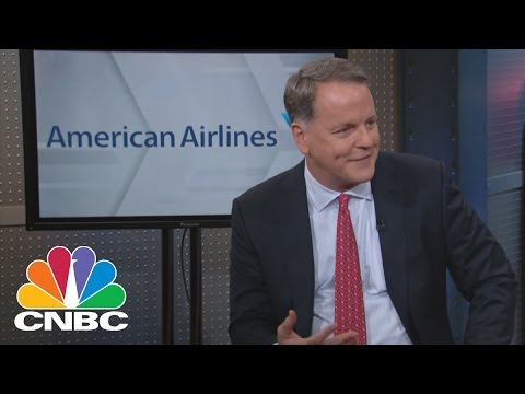 American Airlines CEO Doug Parker | Mad Money | CNBC