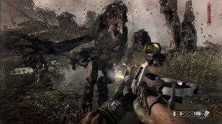 Metro: Last Light - The Surface Gameplay (PS3)
