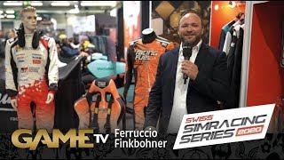Game TV Schweiz - Ferruccio Finkbohner | Inhaber Racingfuel | SWISS SIMRACING SERIES