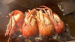 Lobster - Street Food in Taiwan ~ ロブスター , 龍蝦 , 랍스터