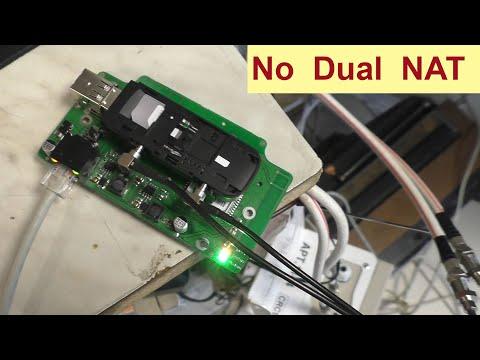 Ускоритель интернета - мост Ethernet + USB модем, убираем Dual NAT
