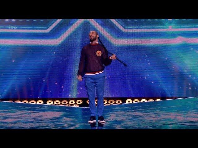 Slavko Kalezic: Nicole Is A Sucker For This Ponytail Swinger! The X Factor UK 2017