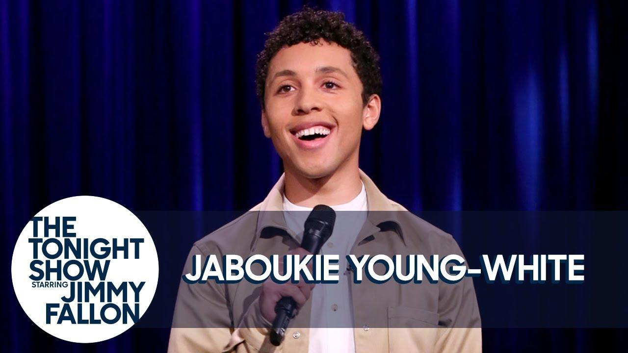Jaboukie Young-White Stand-Up on 'The Tonight Show'