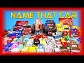 Pixar Cars Customs Name That Car Part 3 With Bubba Chester Whipplefilter Lightning McQueen
