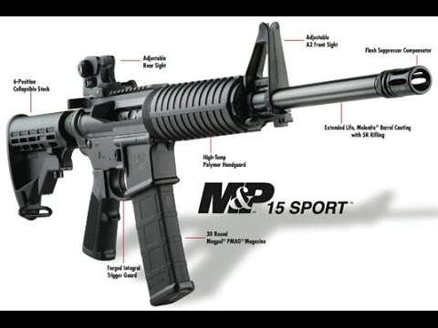 Basic Review Of New Purchase Smith & Wesson M&P15 Sport II - AR15 - Get Em While You Can