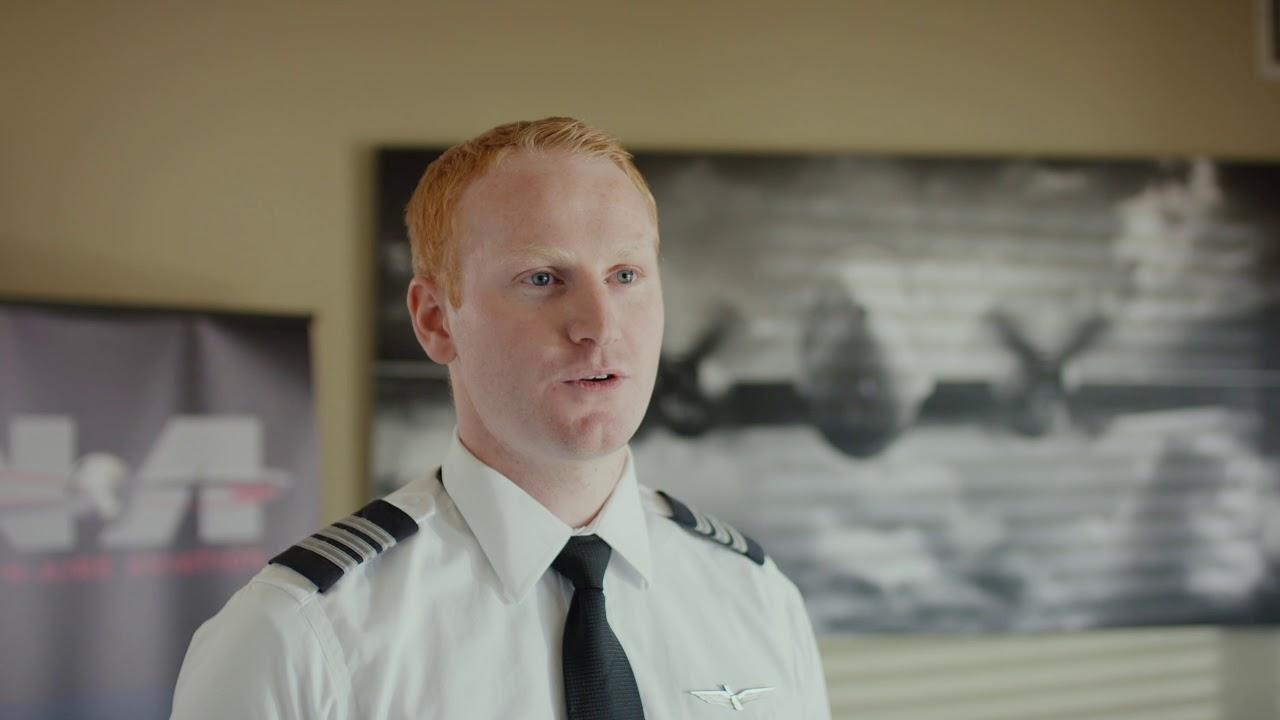 Ryan Middleton    North-Aire Aviation Graduate