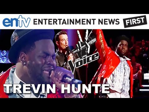 The Voice Battle Rounds: Trevin Hunte Shines Against Amanda Brown With Vision Of Love