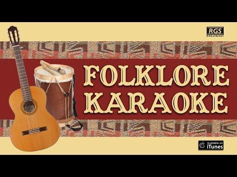 Zamba de mi esperanza. Folklore Karaoke con letra. Zamba