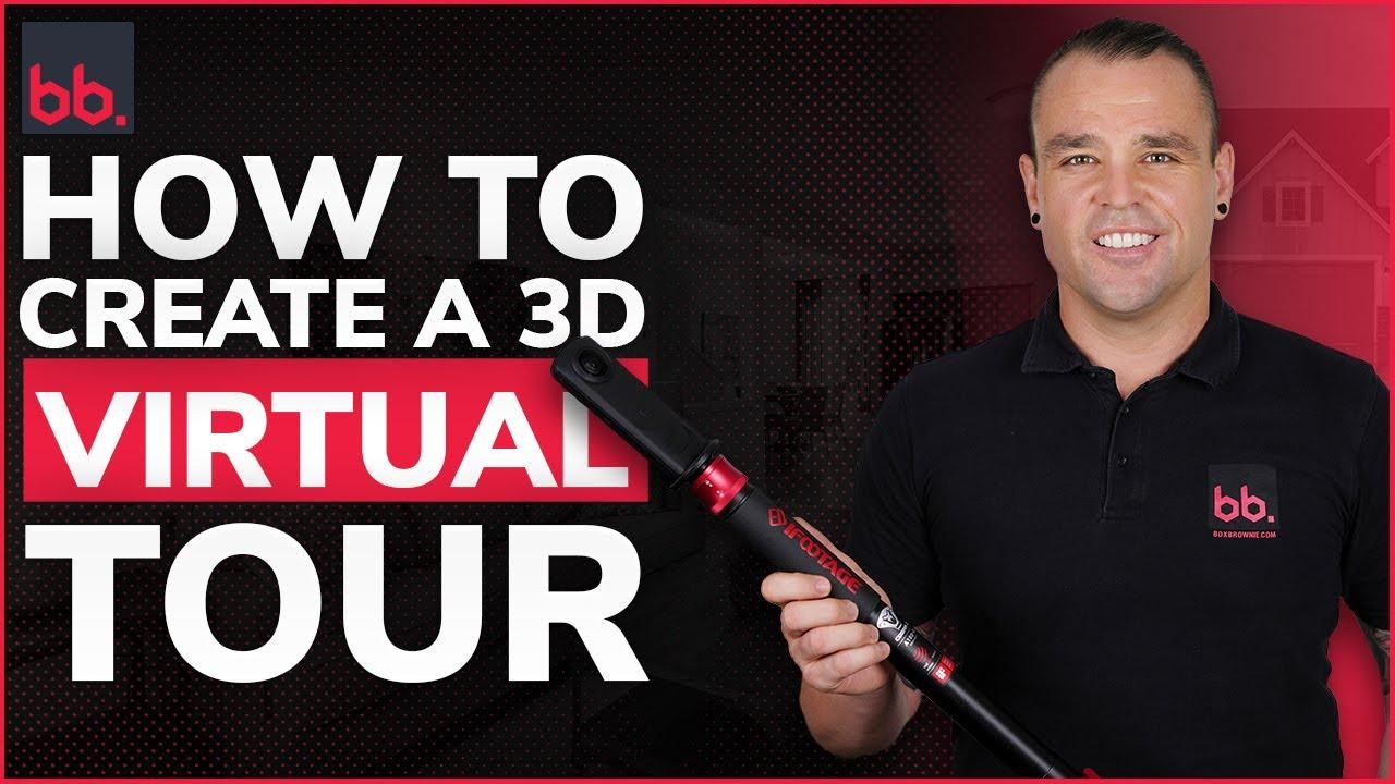 How To Create A 3D Virtual House Tour