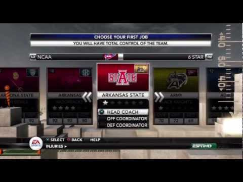 NCAA Football | How to Create A Offline Multi User Dynasty