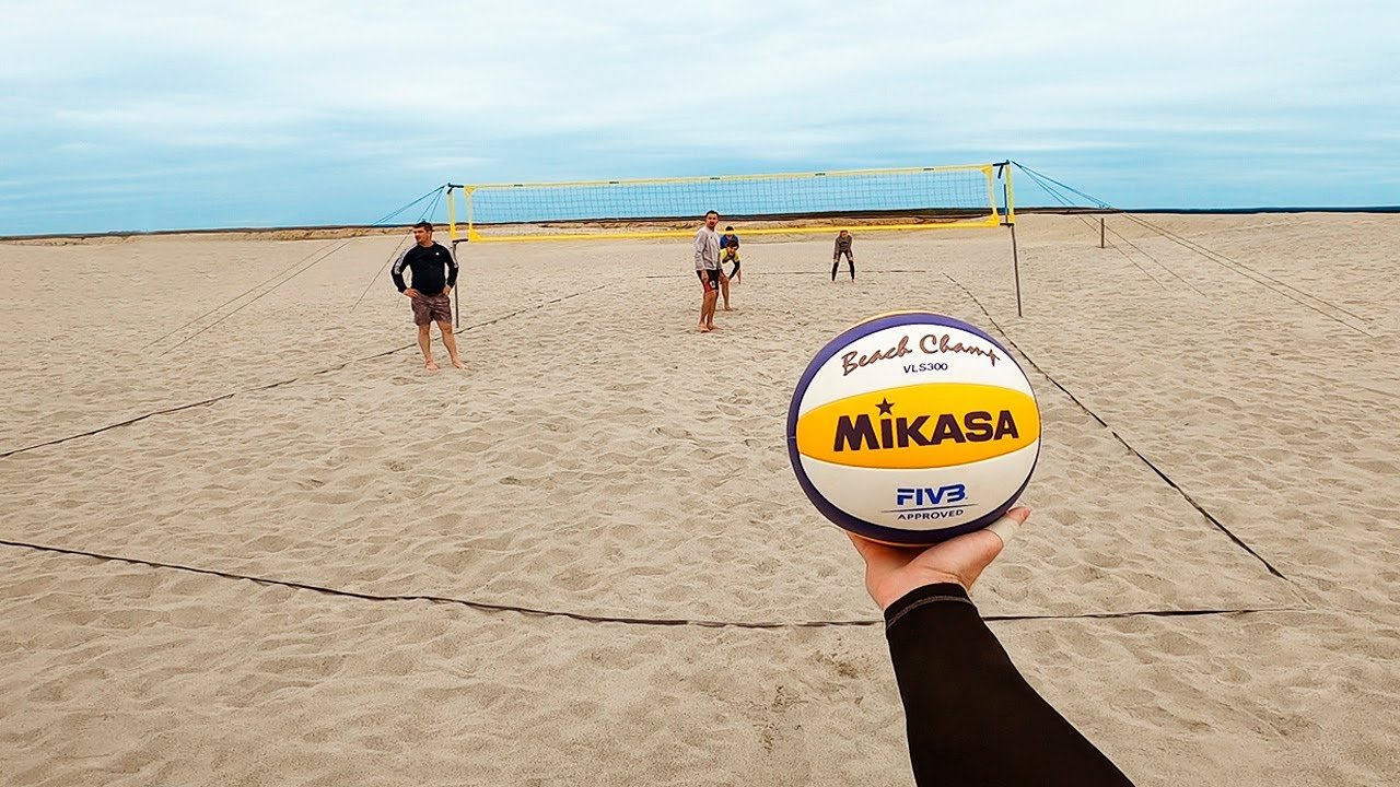 Download BEACH VOLLEYBALL FIRST PERSON | BEST MOMENTS @Егор Пупынин