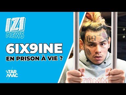 TEKASHI 6IX9INE : La prison à vie ? / IZI NEWS