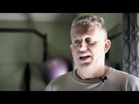David O'briens experience with Berry Fitness