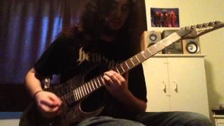 Agalloch - Falling Snow (Guitar Cover)