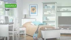 Laulumaa huonekalu ja sisustus esittely SARA