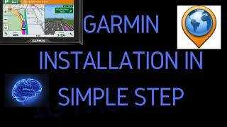 How to Install and Connect Garmin GPS In windows 10