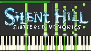 Silent Hill - Shattered Memories - Another Warm Body (Piano Tutorial, Synthesia)