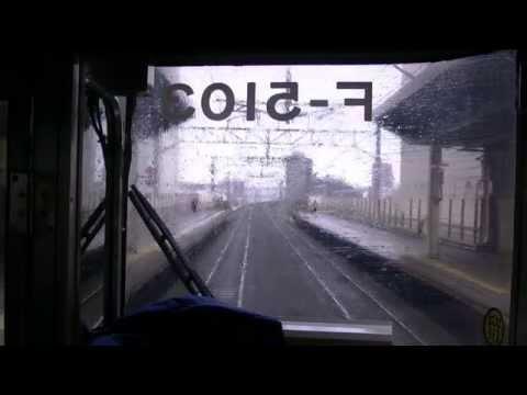 【前面展望】JR北海道 千歳線 快速新千歳空港行(札幌→新千歳空港) JRHokkaido Chitose-line(Sapporo→New-Chitose-Airport)posted by mmmlortab00