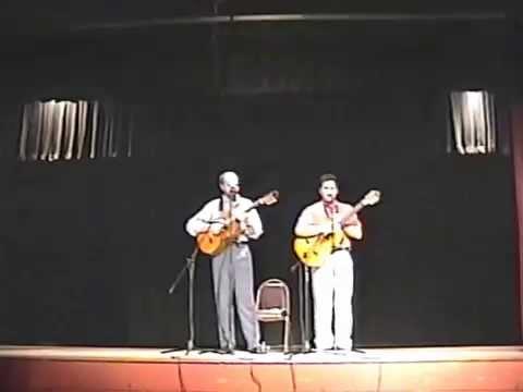 Иващенко и Васильев. Palo Alto, 1996 г. Часть 1