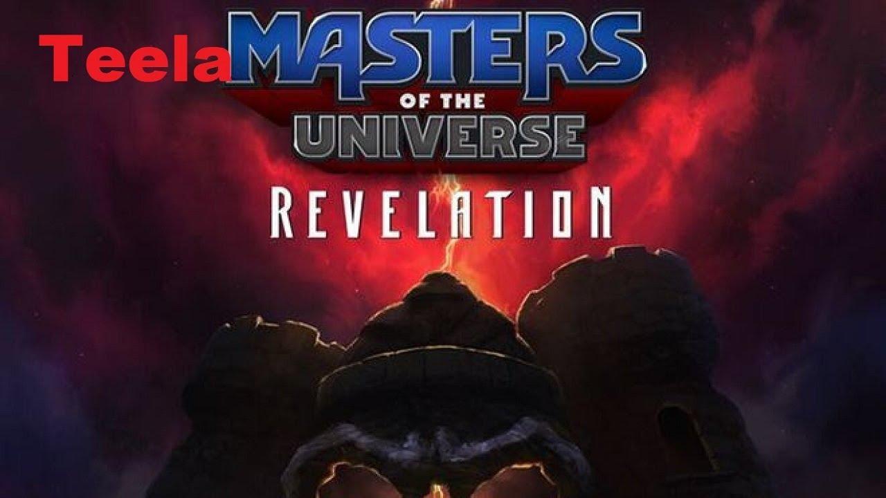 """REVIEW DE LA SERIE DE HE-MAN """"MASTERS OF THE UNIVERSE"""""""