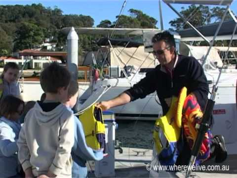 Skippered or Bareboat Yacht Charter on Stunning Pittwater