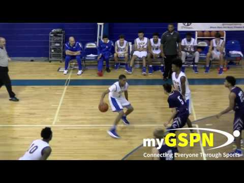 """Orlando Christian Prep 71 vs Legacy High Charter 50"" highlights 12/16/16"