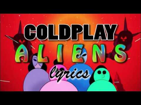 Coldplay Aliens Lyrics