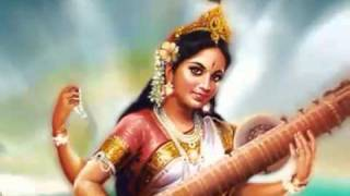 Saraswati aarti by Anuradha Paudwal upload by: lalitsaah