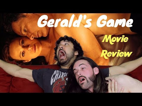 GERALD'S GAME – MOVIE REVIEW!!!