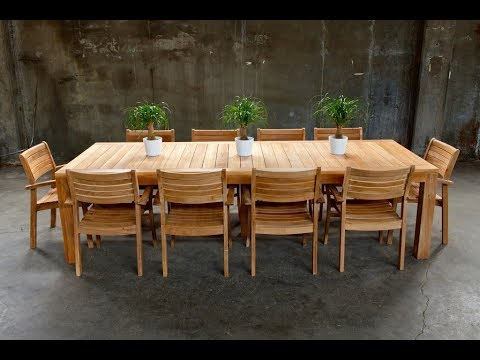 Teak Wood Patio Furniture