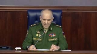 Повторное освобождение Пальмиры  Брифинг генерал полковника С Ф  Рудского (03 03 2017)
