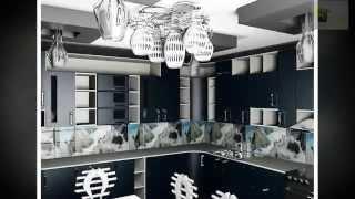 кухня-дизайн интерьера, визуализация проекта для квартиры и дома