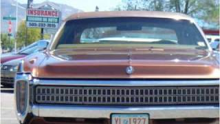 1972 Chrysler Imperial available from Select Motors