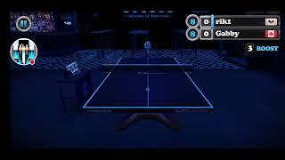 Le meilleur joueur de ping-pong