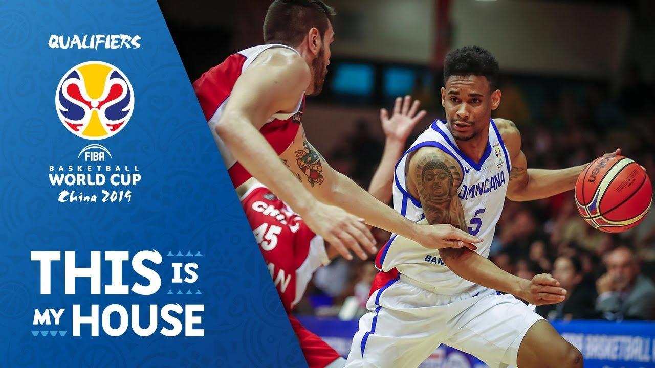Chile v Dominican Republic - Full Game - FIBA Basketball World Cup 2019