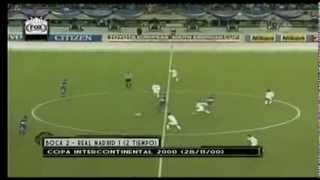 Final Completa Copa Intercontinental 2000: Boca Juniors Vs Real Madrid (Partido completo)