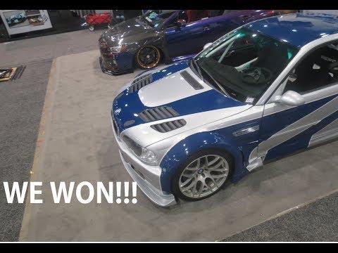 M3 GTR WINS + SEMA Roll Out Parade!