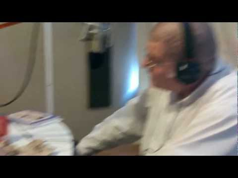 Experimentally ILL Radio Show 6 in studio with Entertainer QUINCY BRISCO Clip 2