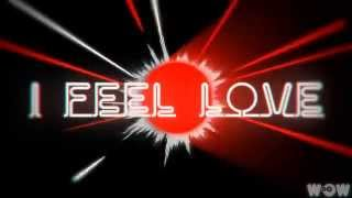 RUSLAN NIGMATULLIN - I Feel Your Love - Премьера Песни на WOW TV