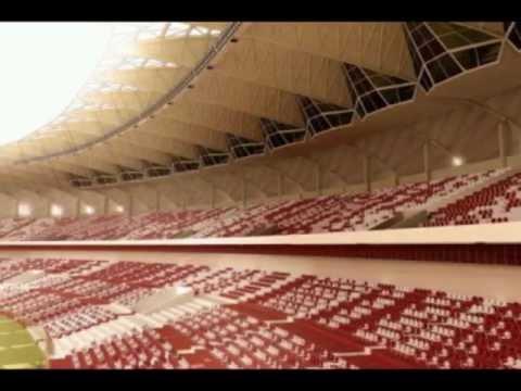 Beira-Rio Stadium Porto Alegre - FIFA World Cup 2014 Brazil