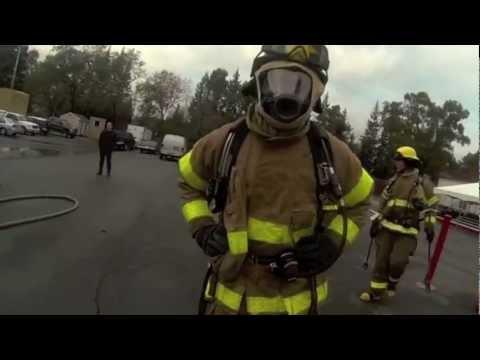 Sacramento Metro Fire Academy 12-2