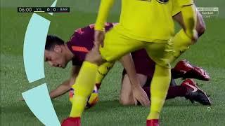 Villarreal C.F. vs FC Barcelona FULL MATCH