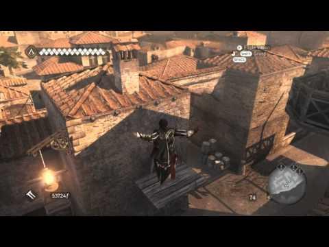 Assassins Creed: Brotherhood Gameplay