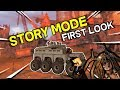 Crossout New Story Mode In Depth First Look Test Server
