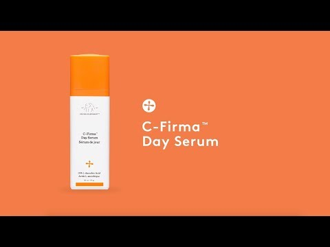 Drunk Elephant C-Firma Vitamin C Serum Introduction