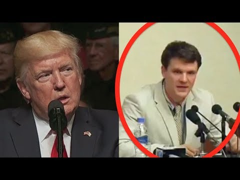 MOMENTS AFTER OTTO WARMBIER DIED, TRUMP SENT THIS BRUTAL MESSAGE TO NORTH KOREA