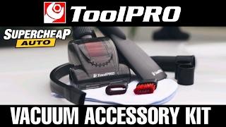 Car Vacuum Attachment Kit // Supercheap Auto