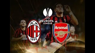 Milan vs Arsenal Preview