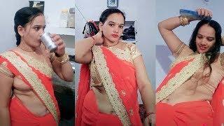 North Indian Housewife Dubsmash Show   Hindi Serials